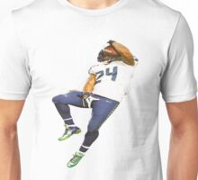 Marshawn Lynch Deez Nuts Unisex T-Shirt