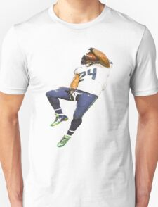 Marshawn Lynch Deez Nuts T-Shirt