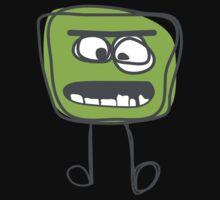Monster Strut Baby Tee