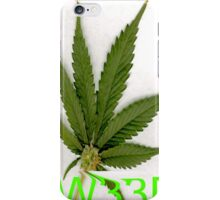 Iphone Weed iPhone Case/Skin