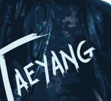 Big Bang - Taeyang Sticker
