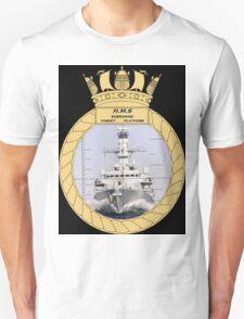 H.M.S STATIONARY TARGET PLATFORM T-Shirt