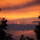 The 4th of July Sunset by ZeeZeeshots