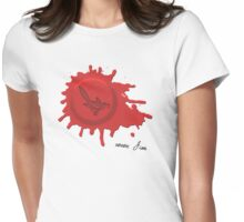 Love, Jim Womens Fitted T-Shirt
