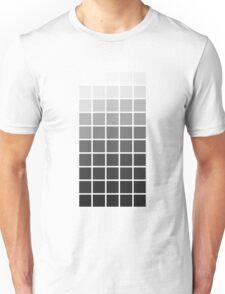 5×10 shades of grey Unisex T-Shirt