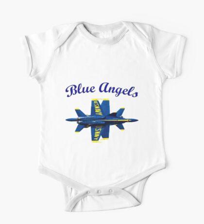 Blue Angels Flight Demonstration Team One Piece - Short Sleeve