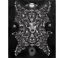 Sacred sorcery Photographic Print