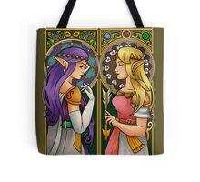 A Link Between Princesses Tote Bag