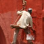 Red Fort Painter by KelseyGallery