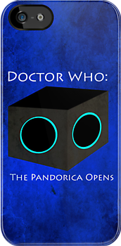 Doctor Who: The Pandorica Opens by ilonatoth