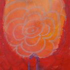 Orange Flower by The Street Child Project