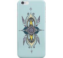 Geo Floral iPhone Case/Skin