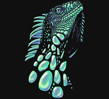Iguana (soap bubbles) Unisex T-Shirt