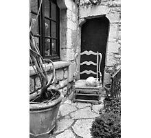 French Riviera St Paul De Vence Photographic Print
