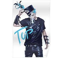 Big Bang - TOP Poster
