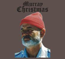 Murray Christmas - Bill Murray  One Piece - Short Sleeve
