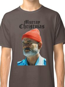 Murray Christmas - Bill Murray  Classic T-Shirt