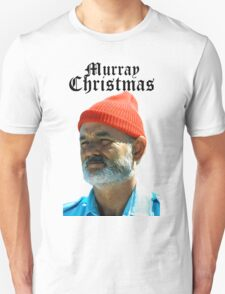 Murray Christmas - Bill Murray  T-Shirt