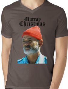 Murray Christmas - Bill Murray  Mens V-Neck T-Shirt
