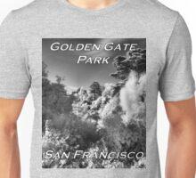 Strybing Arboretum, Golden Gate Park, San Francisco Unisex T-Shirt