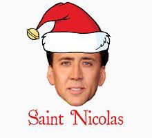 Saint Nicolas Cage Christmas  Unisex T-Shirt
