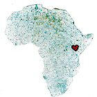 Green Splatter Africa by The Street Child Project