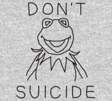 Don't Kermit Suicide One Piece - Long Sleeve
