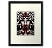 Sheborg Soulsqueezing Framed Print