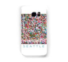 Gum Wall of Seattle # 5 Samsung Galaxy Case/Skin