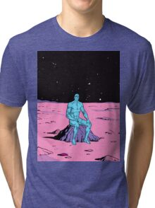 Dr Manhattan Tri-blend T-Shirt