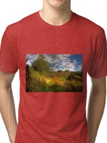 Along the River Avon Heritage Trail Tri-blend T-Shirt