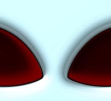 Alien Head 01 Sticker