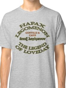 Hapax Legomenon #5 Classic T-Shirt