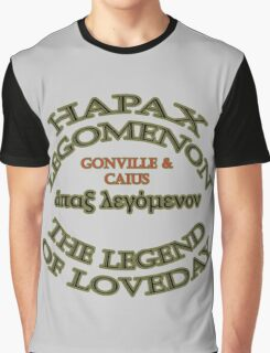 Hapax Legomenon #5 Graphic T-Shirt