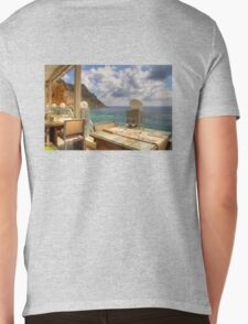 Dining in Paradise Mens V-Neck T-Shirt