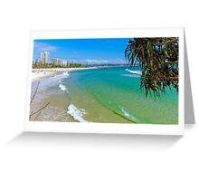 Greenmount Beach Greeting Card