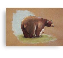 Spirit Cub Canvas Print