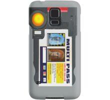 MULTI PASS Samsung Galaxy Case/Skin