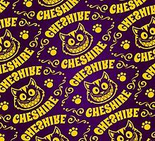 Cheshire Originals - Signature Pattern Print by CheshireGoMad