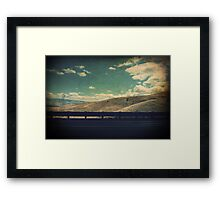 Please Don't Pass Me By Framed Print
