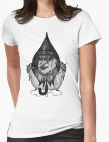 Penguin by Pattoo Womens Fitted T-Shirt