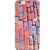 Old Brick Street iPhone Case/Skin