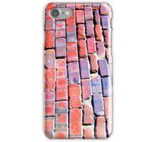 Old Brick Street iPhone Case/Skin