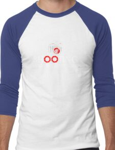 Shooting Everything In Sight T-Shirt Men's Baseball ¾ T-Shirt
