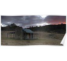 Brayshaws Hut, Namadgi National Park, ACT, Australia  Poster