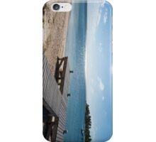 Cayman Kai Beach jetty iPhone Case/Skin