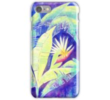 Paradise by Julie Stapleton artist iPhone Case/Skin