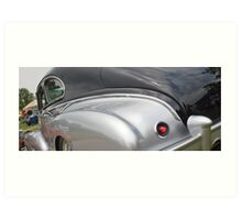 1942 Cadillac  Art Print