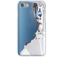 Santorini Caldera from Fira II iPhone Case/Skin
