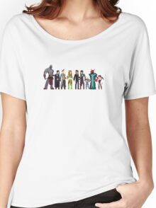 CR Cast Women's Relaxed Fit T-Shirt